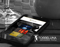 New website Torreluna.com