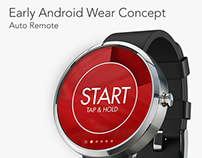 Android Wear - Auto Remote