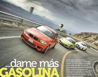 Automovil Panamericano » Pruebas seleccionadas