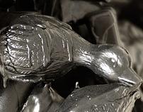 Kosmas Ballis Sculpture
