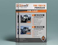 Sales Flyer design for 99designs