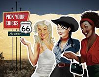 Schlotzsky's  Route 66