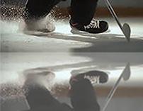 Hockey Reflection