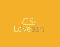 Loveash Logo