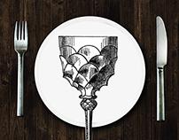Di Napoli - Italian Restaurant Menu Design