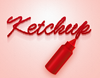 Ketchup Typeface