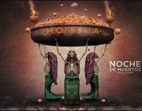 Imagen Noche de Muertos Morelia 2014