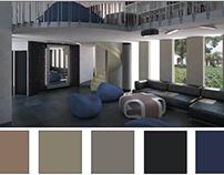 Interior Design - School work 2011