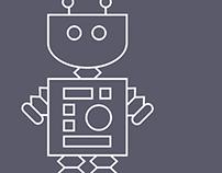 Cy-Bot Dingbat Set