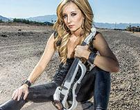 Nina Di Gregorio for Vegas Magazine