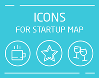icons for startup map