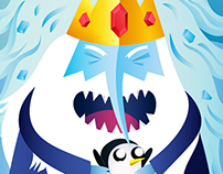 Ice King, Ice Bucket