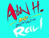 ADAN H. Animation REEL