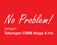 CIMB Niaga   Tabungan X-tra Campaign
