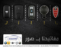 Youssef Car Dealership Opening