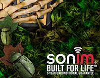 Sonim Phones Campaign