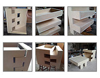 industrial design / stool