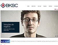 Website Bksc