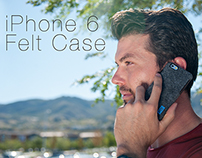 Felt Case for iPhone 6