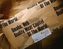Editorial Illustration - Omaha, NE Quality Meat Capital