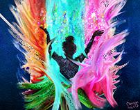 Flair - Inspired by Mary Blair & Bri Emery