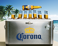 Corona Print and Out Of Home