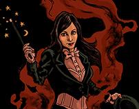 Zatanna (color)