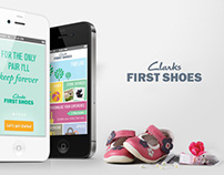 Clarks First Shoes App