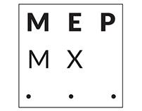 MEP MX web—Diseño Identidad Gráfica