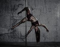 Pantera Blacksmith /The World's Most Famous Pole dancer