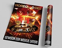 Poster Horeca Goes