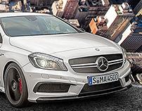 Mercedes-Benz Concept Manipulation