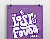 Lost and Found Sale