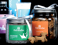 Pet Paradise Bath Products
