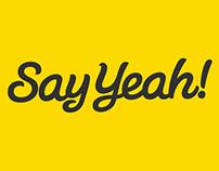 Say Yeah v3