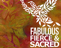 Fabulous Fierce & Sacred Event Logo