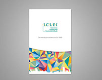 ICLEI (business card and folder)
