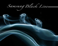 Samsung Black Line Promo 2008