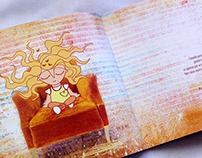 """Libro Album """"Sutilda"""" (ilustración y diseño)"""