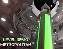 UDK Level- Missile Silo