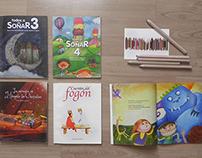 Diseño Editorial Infantil