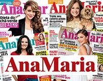Revista AnaMaria - Editora Abril