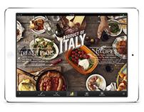 iPad App - Product of Italy