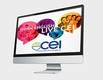 Centro Electrónico de Idiomas Rebrand Proposal
