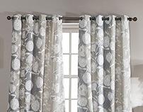 Dorthea Window Curtain Design