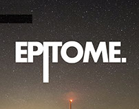 Epitome CI - Bending Pixels to tell Stories