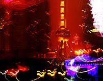 Shanghai EXPO Night