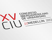 XV CIU // XV Iberoamerican Urbanism Conference 2012