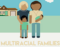 Multiracial Families Banner