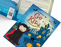 National Library Board (NLB) Go Kids October 2014 issue